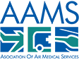 Member of AAMS (Association of Air Medical Services)