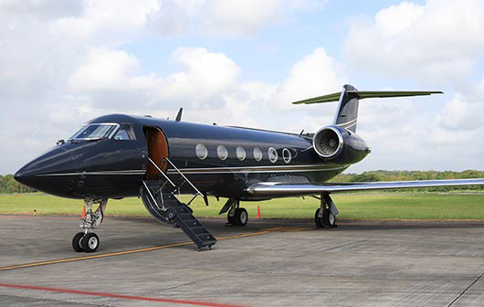 INTRODUCING OUR NEW GULFSTREAM GIV-SP
